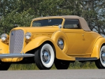1935 Lincoln Series K Roadster