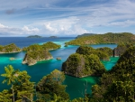 Raja Ampat Islands in Indonesia