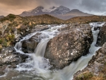 Cuillin Falls, Isle of Skye, Scotland