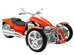 Harley Davidson Penster Trike Concept