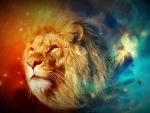 Lion in Space f