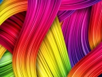 Colorful Abstract F1