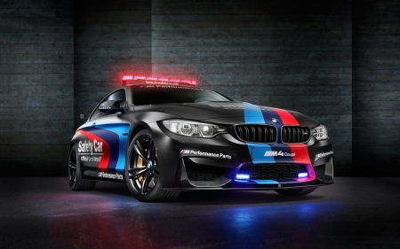 2015 Bmw M4 Motogp - Bmw, car, moto, the law, police, fast, 2015