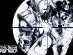 metal gear sniper wolf