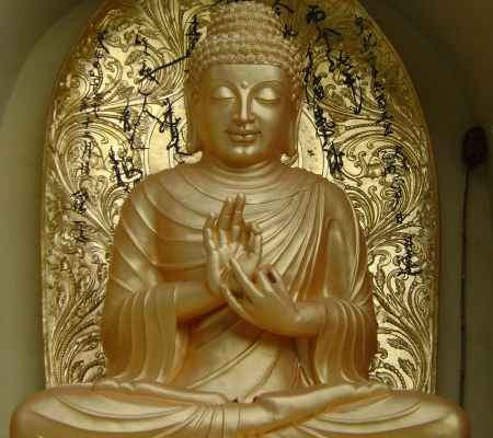 Buddha - buddha, gold, marvellous, god