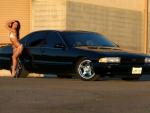 Impala Girl