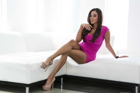Ariella Ferrera naked 285