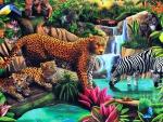 wild animal paradise
