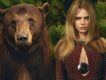 Beauty and the Bear_Cara Delevigne