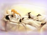 WHY DON'T YOU SMILE, ULQUIORRA?...(Ulquiorra and Orihime)