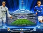 REAL MADRID - SCHALKE CHAMPIONS LEAGUE 2015