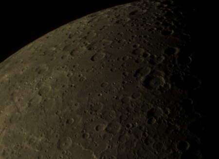 Mooncraters - moon, craters, nature, space