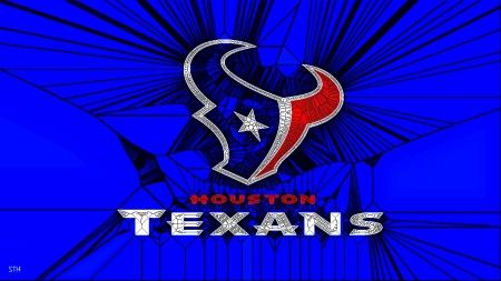 Cracked Texan - Football & Sports