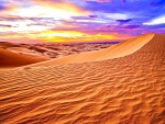 LOVELY SKY VIEW in the DESERT