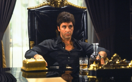 Al Pacino as Scarface - pacino, people, al pacino, scarface, actors