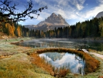 Autumnal Dolomites