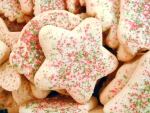 Sugared Soft Cookies