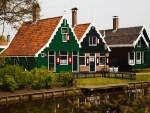 Houses in the Netherlands