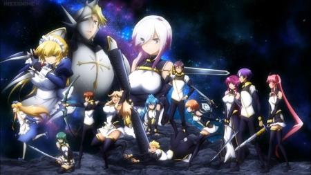Seiken Tsukai No World Break Other Anime Background