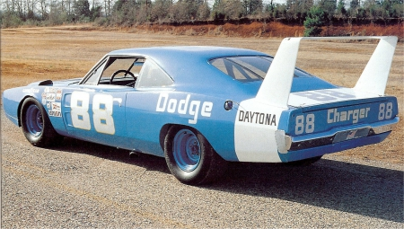 Dodge Daytona 1969 88 - rpms, race, speed, wins