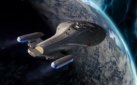 Enterprise - movies, fun, cool, Enterprise, space