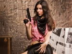 Dangerous Cowgirl
