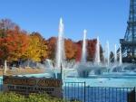 Entrance Fountains