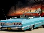 1963 Chevrolet Impala Lowrider