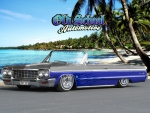 Old School Chevy Impala
