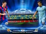 FC BARCELONA - MANCHESTER CITY CHAMPIONS LEAGUE 2015
