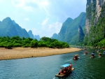 River Boats in China