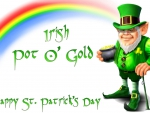 Irish Pot O' Gold F
