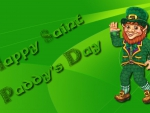 Happy Saint Paddy's Day
