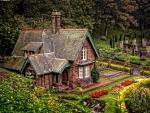 Spring Cottage in Edinburgh