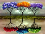 Trees of Many Colors