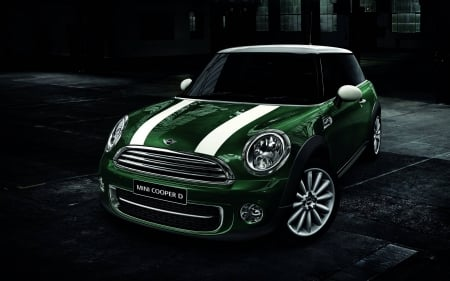 mini cooper - mini cooper, cool, fun, car