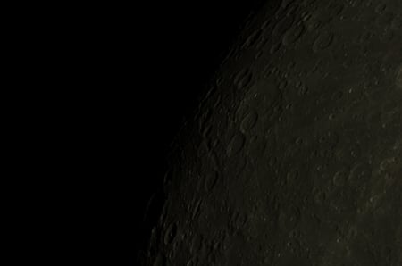 Craters - moon, luna, craters, space