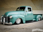 1952 Chevy Truck Lowered