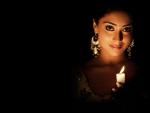 Glittering Shreya