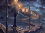 Night of lanterns