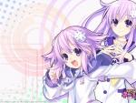 Neptune & Nepgear