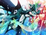 Mermaid Love