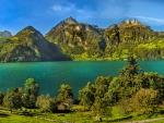 Lake Lucerne, Panorama
