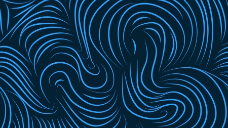 Seamless Abstract Pattern - pattern, seamless, graphics, lines, abstract, blue, vector