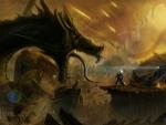 Gargantuan Dragon