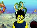 SpongeVegeta Dragonball