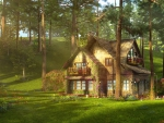 Forest Cottage
