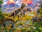 Dinosaur Gathering