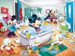 Mickey Mouse & Friends: Super Bath