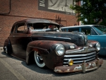 Lowriding Rat Rod
